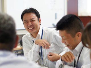 総合職の松岡マネージャー